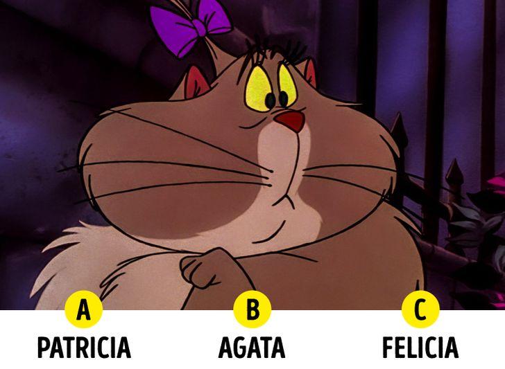 Đố bạn nhớ hết tên của 7 boss mèo này - 6