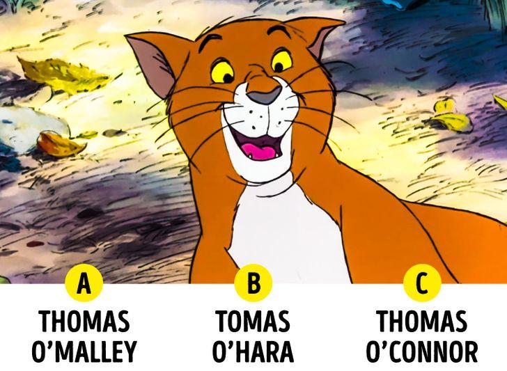 Đố bạn nhớ hết tên của 7 boss mèo này - 8