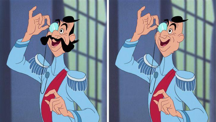15 nhân vật Disney sẽ thế nào nếu không có bộ râu trứ danh? - 22