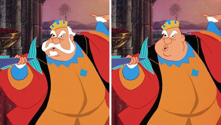 15 nhân vật Disney sẽ thế nào nếu không có bộ râu trứ danh? - 24