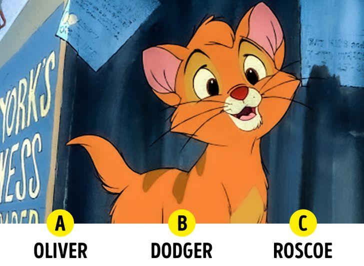 Đố bạn nhớ hết tên của 7 boss mèo này - 12