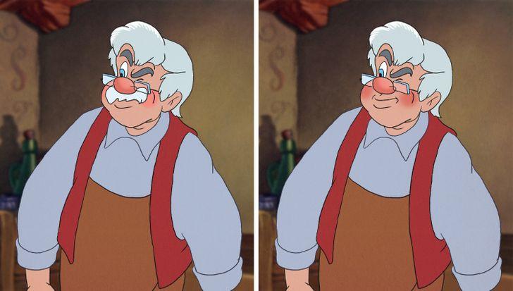 15 nhân vật Disney sẽ thế nào nếu không có bộ râu trứ danh? - 26
