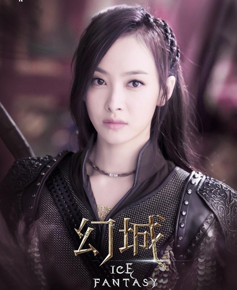 Tống Thiến từng đóng nhiều phim như Huyễn thành, Thượng cổ tình ca, Kết ái, Trạm kế tiếp là hạnh phúc.