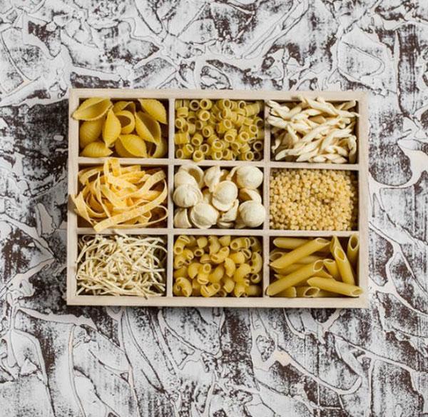 Thánh pasta có phân loại được các loại mỳ này? - 4