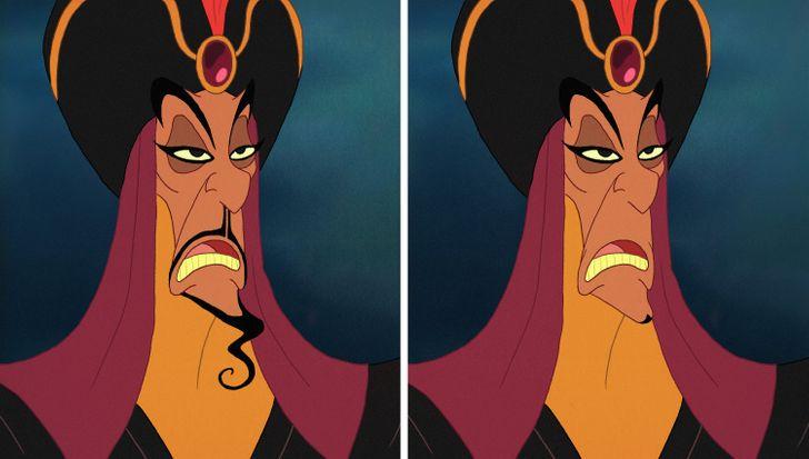 15 nhân vật Disney sẽ thế nào nếu không có bộ râu trứ danh? - 8