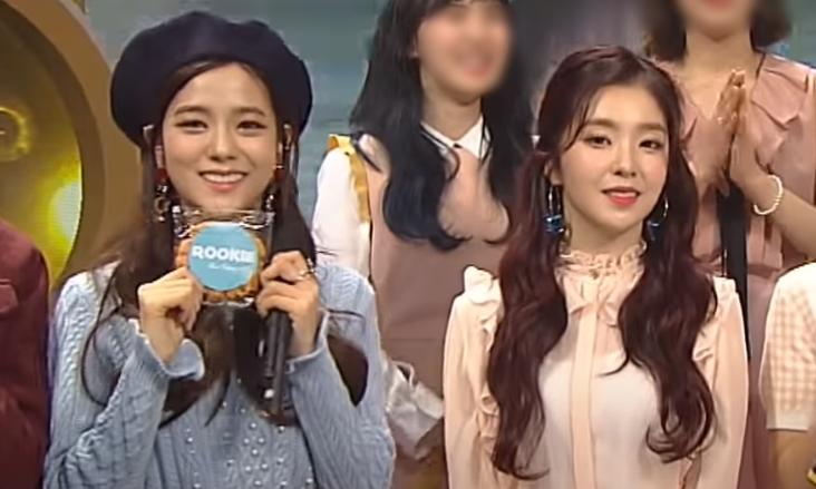 Khi Irene và Ji Soo chung khung hình, ai cuốn hút hơn? - 3