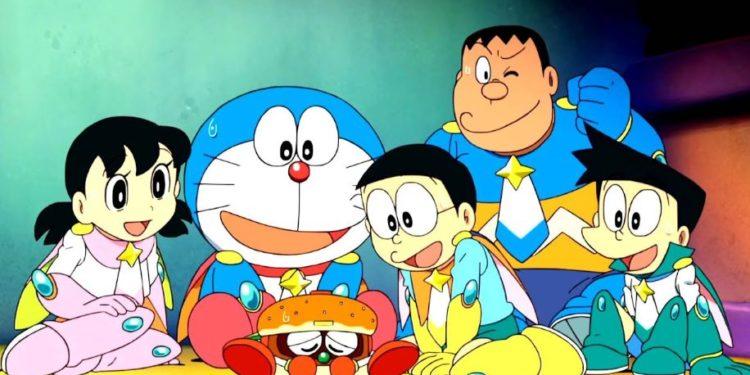 10 thử thách dành cho fan cứng của Doraemon - 2