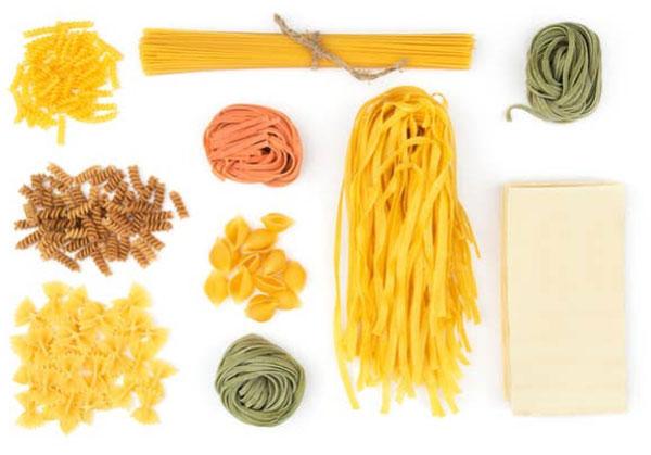 Thánh pasta có phân loại được các loại mỳ này? - 14