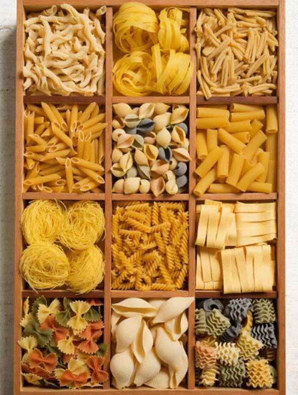Thánh pasta có phân loại được các loại mỳ này? - 16
