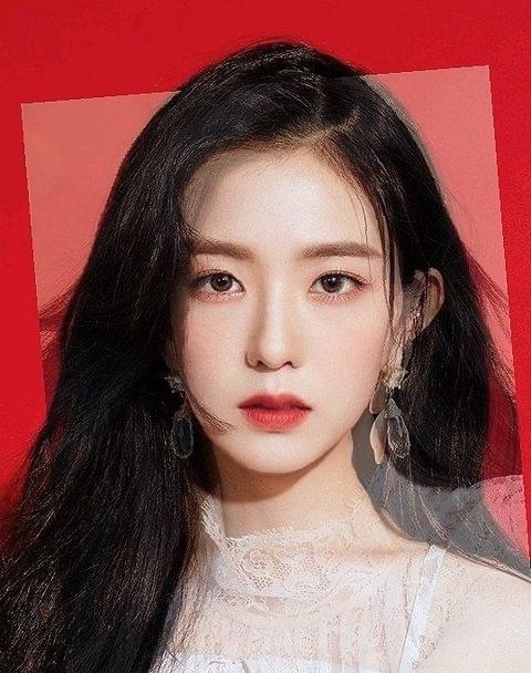 Gương mặt xinh đẹp khiến fan thổn thức trong bức ảnh ghép của Irene - Ji Soo.