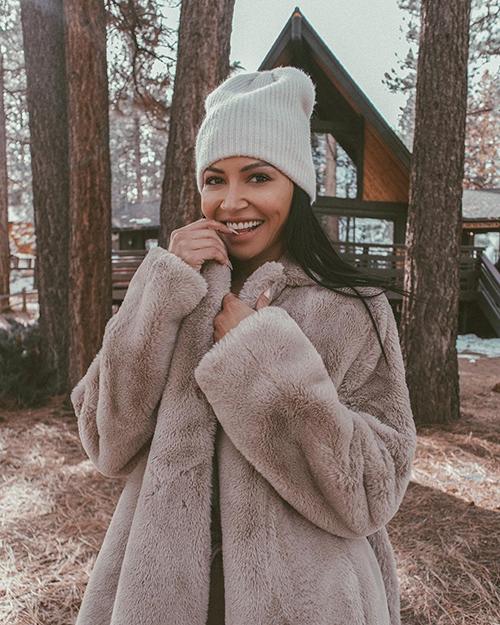Naya Rivera là diễn viên của loạt phim âm nhạc đình đám Glee.