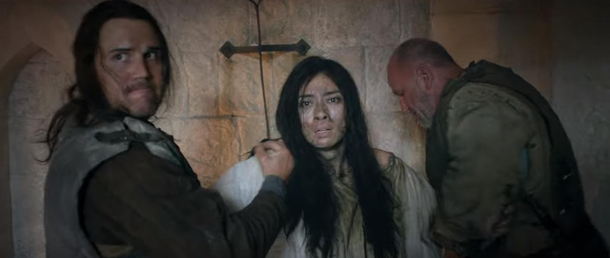 Những hình ảnh của Ngô Thanh Vân trong The Old Guard.