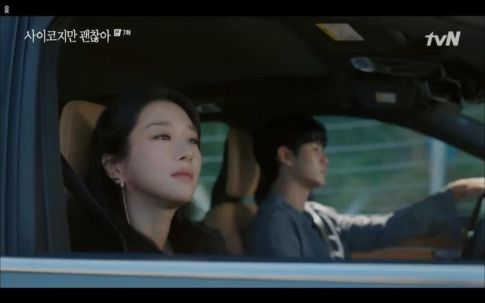 Điên thì có sao tập 7: Seo Ye Ji bị cụ giáo Kim Soo Hyun cho vào friendzone