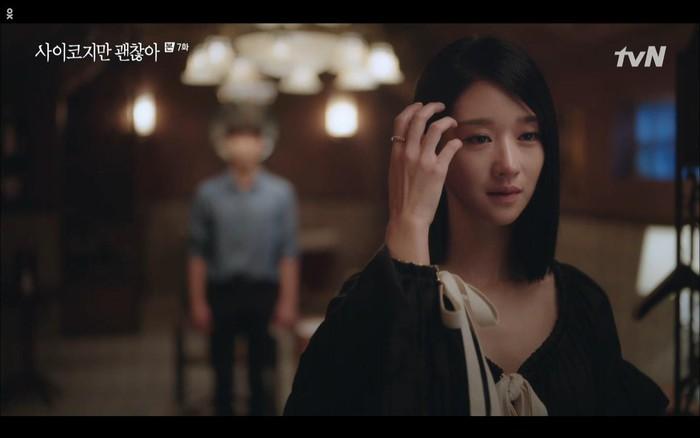 Điên thì có sao tập 7: Seo Ye Ji bị cụ giáo Kim Soo Hyun cho vào friendzone - 4