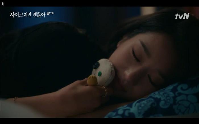 Điên thì có sao tập 7: Seo Ye Ji bị cụ giáo Kim Soo Hyun cho vào friendzone - 2