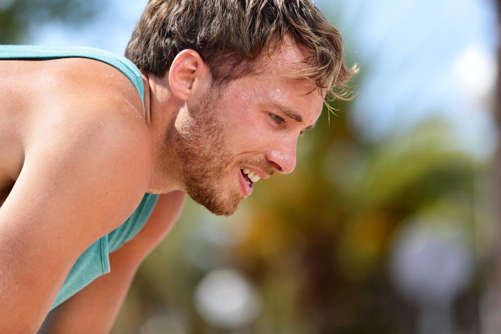 Nhiều runner thấy lo lắng vì chứng đỏ mặt khi chạy.