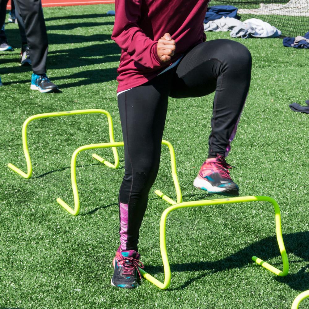 Bài tập cải thiện kỹ thuật và điều chỉnh tư thế rất cần thiết với mỗi runner.