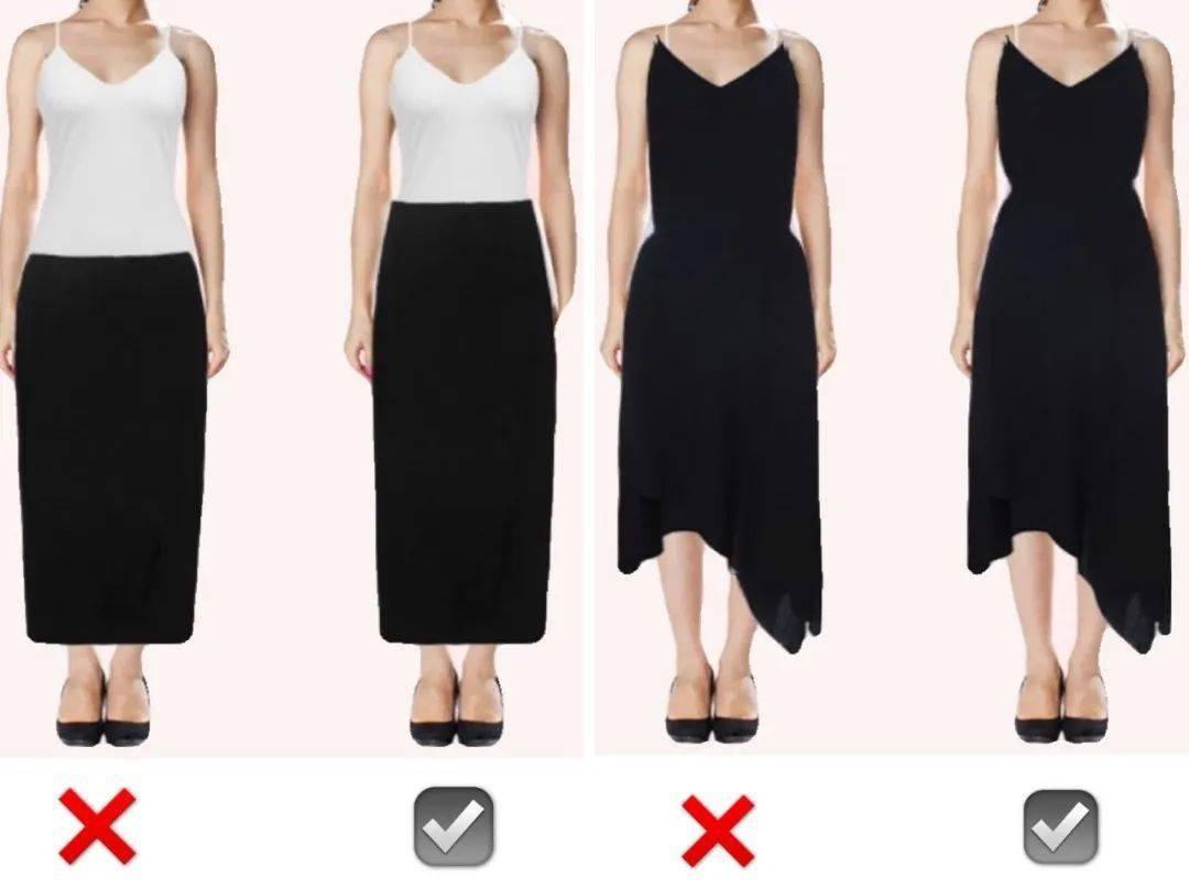 So với váy hạ eo, các kiểu chân váy cạp cao hiệu quả hơn hẳn trong việc tôn vóc dáng.