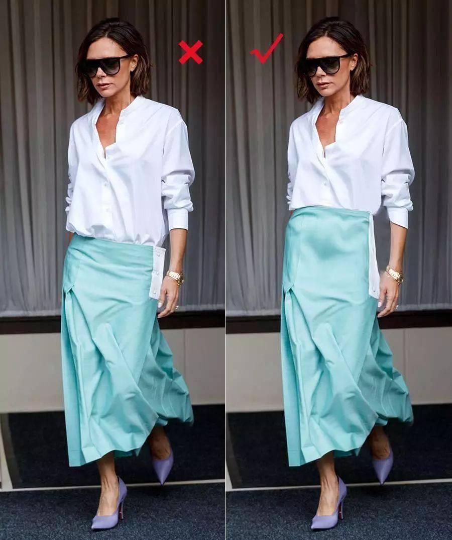 Từ khi được Victoria Beckham lăng xê, váy hạ eo trở thành một biểu tượng của sự thanh lịch và phong cách. Tuy nhiên đây là kiểu váy siêu kén, không phải ai cũng có thể chinh phục được. Ngay cả với Vic, cô cũng nhiều lần bị chê trông kém thanh thoát khi mặc item này.