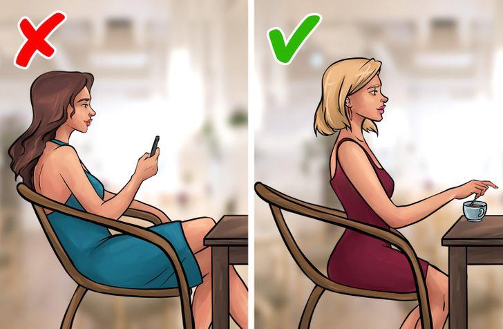 8 quy tắc giúp các nàng thanh lịch, trang nhã - 1