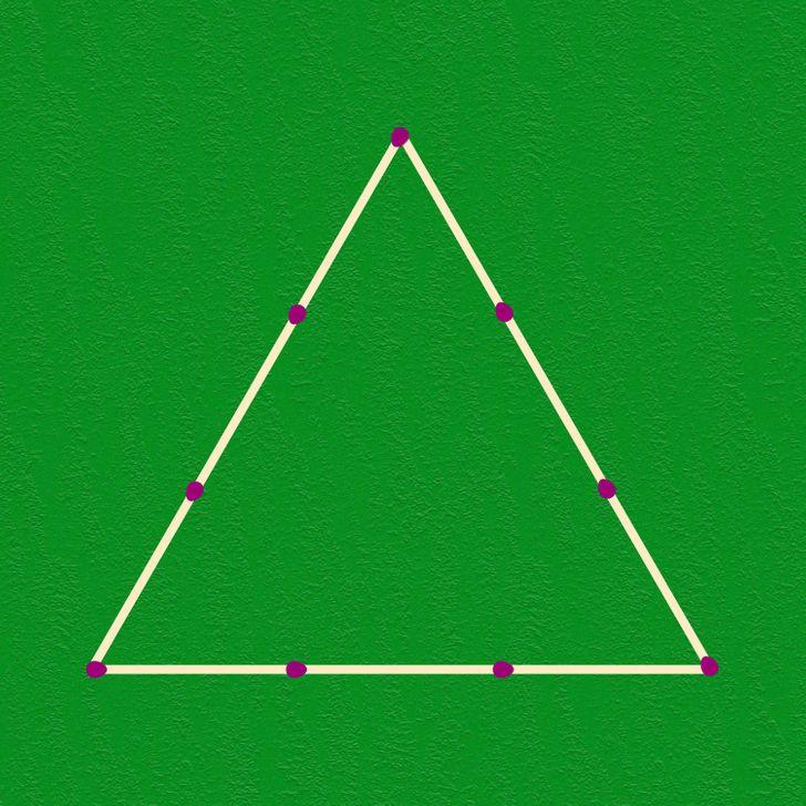 Bạn thông minh đến đâu khi xử lý bài toán que diêm? (3) - 5