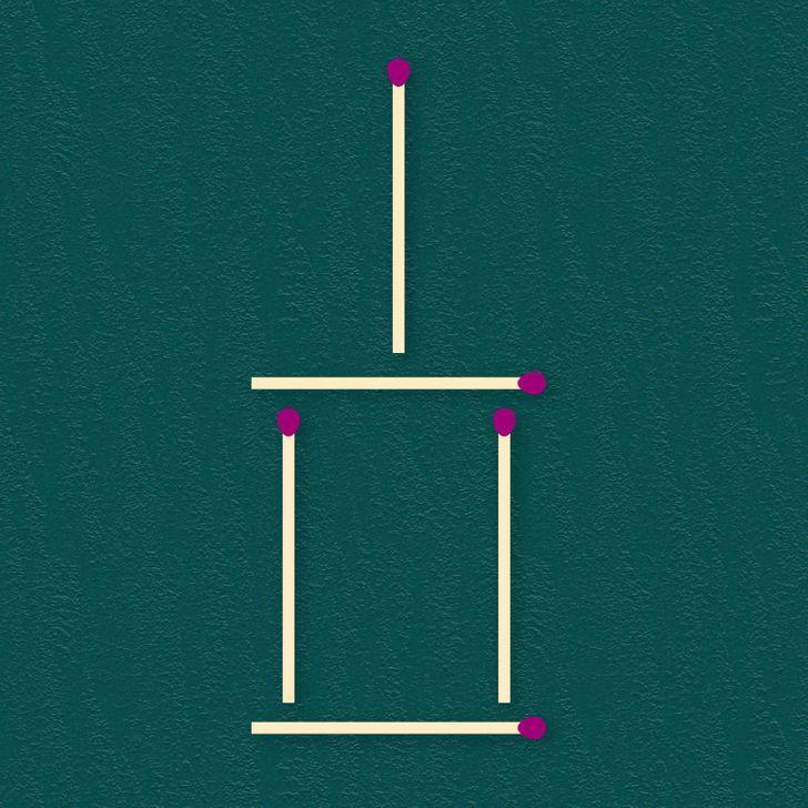 Bạn thông minh đến đâu khi xử lý bài toán que diêm? (3) - 9