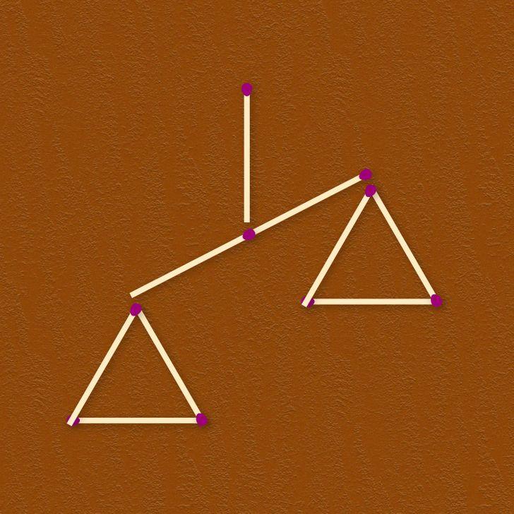 Bạn thông minh đến đâu khi xử lý bài toán que diêm? (3) - 13