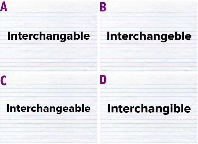 6 từ vựng cực khó khiến bạn thường xuyên mắc lỗi (3) - 6