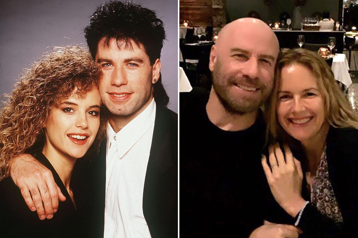Kelly Preston và John Travolta có hôn nhân hạnh phúc và bền bỉ.