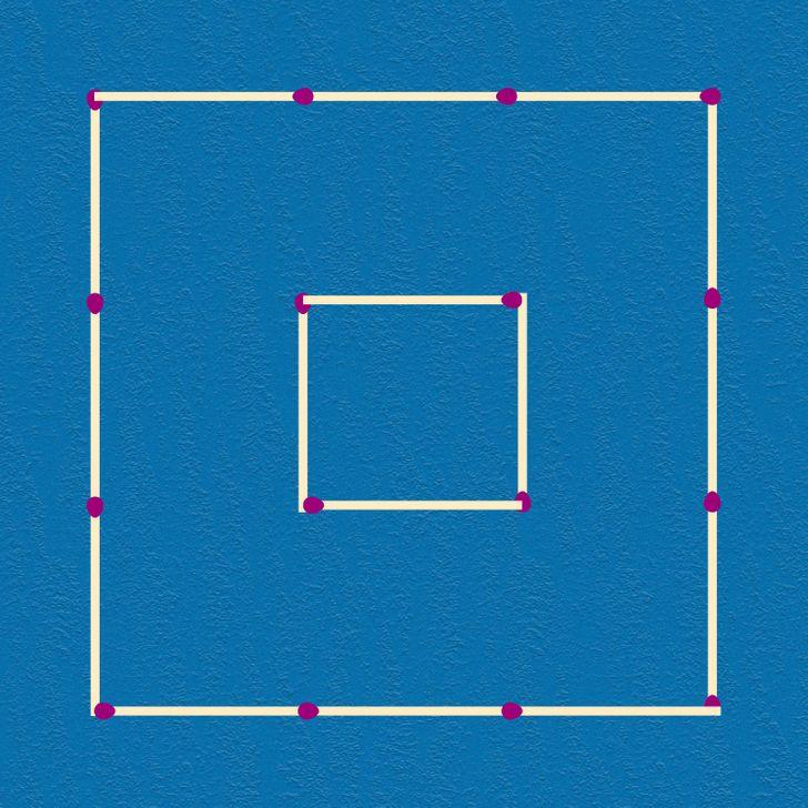 Bạn thông minh đến đâu khi xử lý bài toán que diêm? (3) - 3