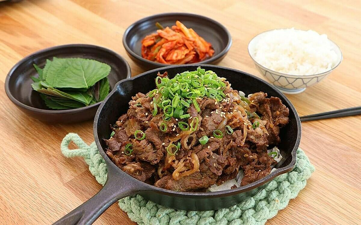 Yêu ẩm thực Hàn sẽ kể được tên 10 món ăn cực ngon này - 1