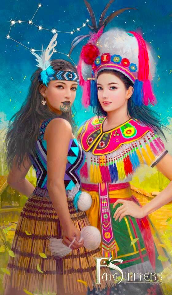 Song Tử mang nét đẹp đa màu sắc, đại diện cho các cô gái thuộc các dân tộc thiểu số ở vùng cao Trung Quốc.
