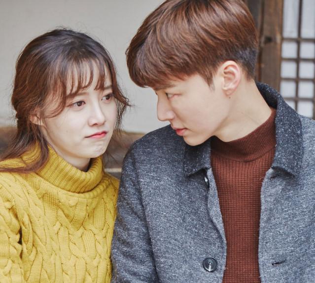Goo Hye Sun và Ahn Jae Hyun từng là một trong những cặp đôi đẹp của Kbiz.