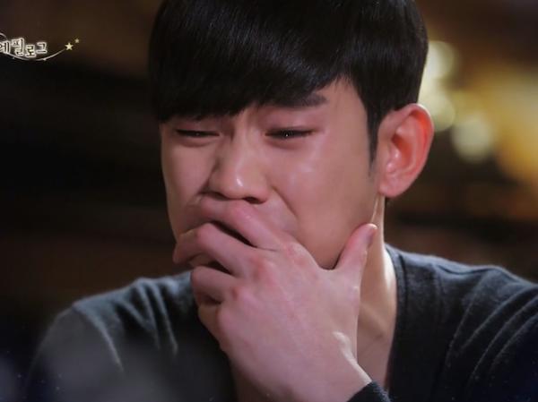 Những cảnh khóc ấn tượng của ông hoàng nước mắt Kim Soo Hyun - 3
