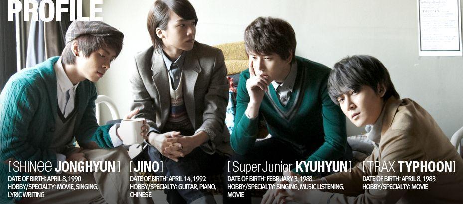Jino từng xuất hiện trong unit SM Ballad cùng với những tên tuổi đã ra mắt như Jong Hyun, Kyun Hyun và Typhoon. Anh chàng được kỳ vọng là vocal thế hệ mới của SM với giọng hát dày, đầy cảm xúc. Việc tham gia unit trước khi ra mắt chứng minh công ty rất coi trọng tài năng của Jino, anh chàng tràn đầy hi vọng ra mắt. Tuy nhiên, cuối cùng Jino cũng rời SM khiến fan ngỡ ngàng.
