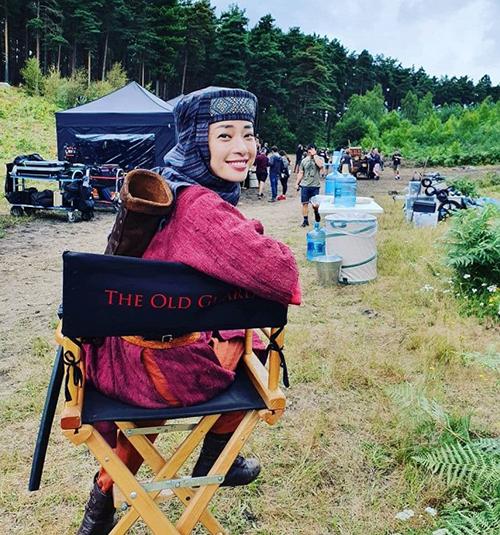 Ngô Thanh Vân chia sẻ hậu trường đóng phim Hollywood cùng Charlize Theron.