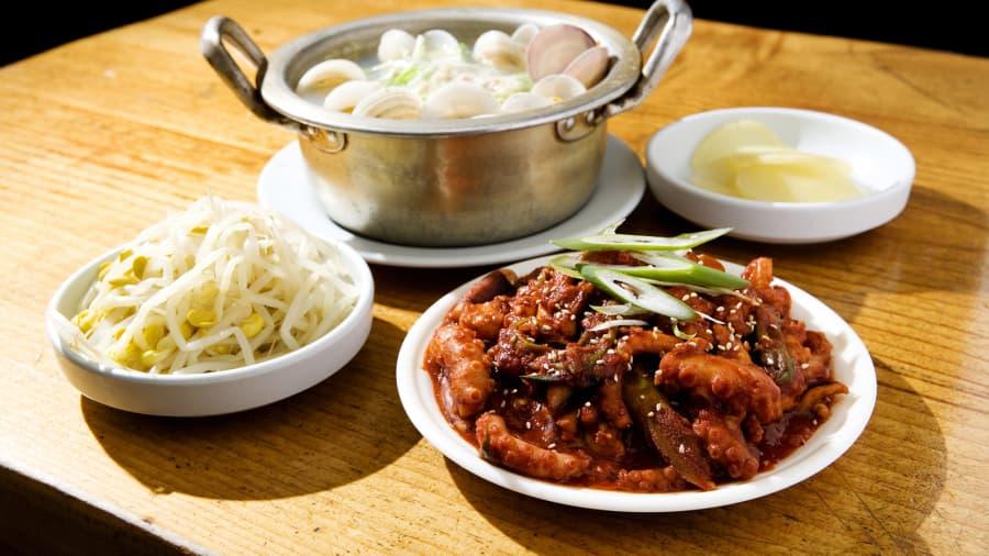 Yêu ẩm thực Hàn sẽ kể được tên 7 món ăn cực ngon này (3) - 5