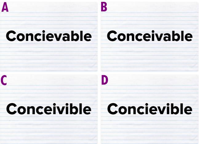 6 từ vựng cực khó khiến bạn thường xuyên mắc lỗi (4) - 2