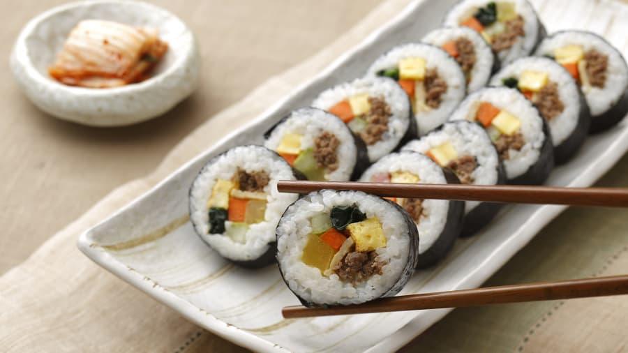 Yêu ẩm thực Hàn sẽ kể được tên 7 món ăn cực ngon này (2) - 7