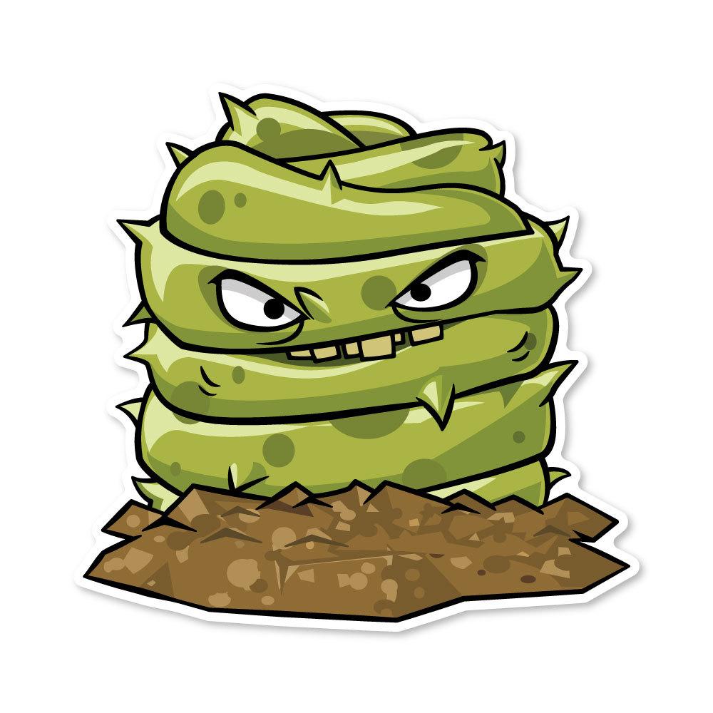 Bạn còn nhớ những vũ khí cây cối trong Plant vs Zombie - 12