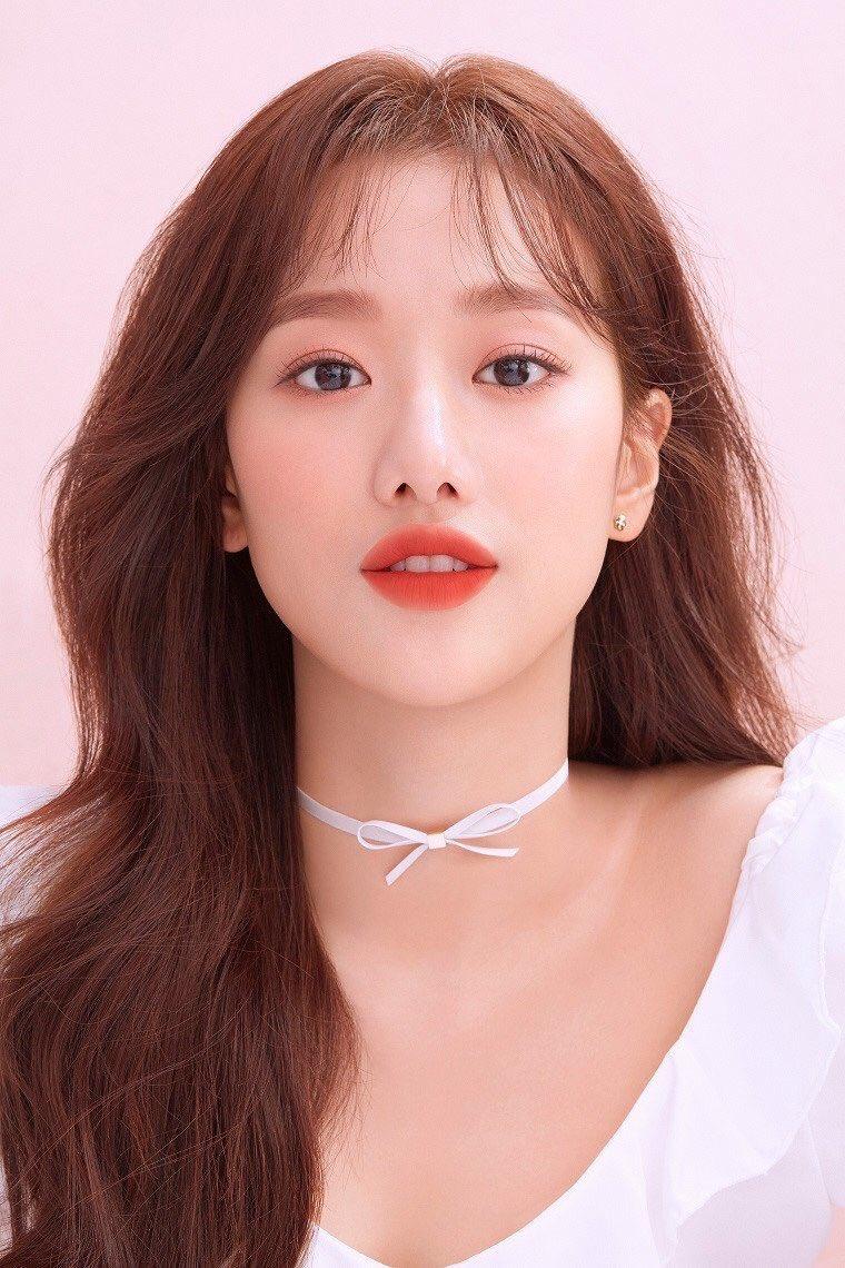 Lee Na Eun là visual đang lên trong giới idol Kpop.