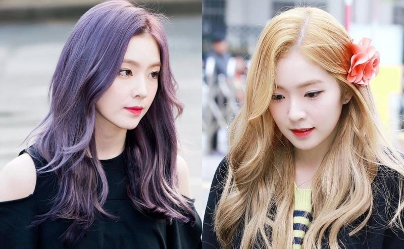 Irene gây tranh cãi với mái tóc vàng chói: Cực phẩm hay bà già? - 8