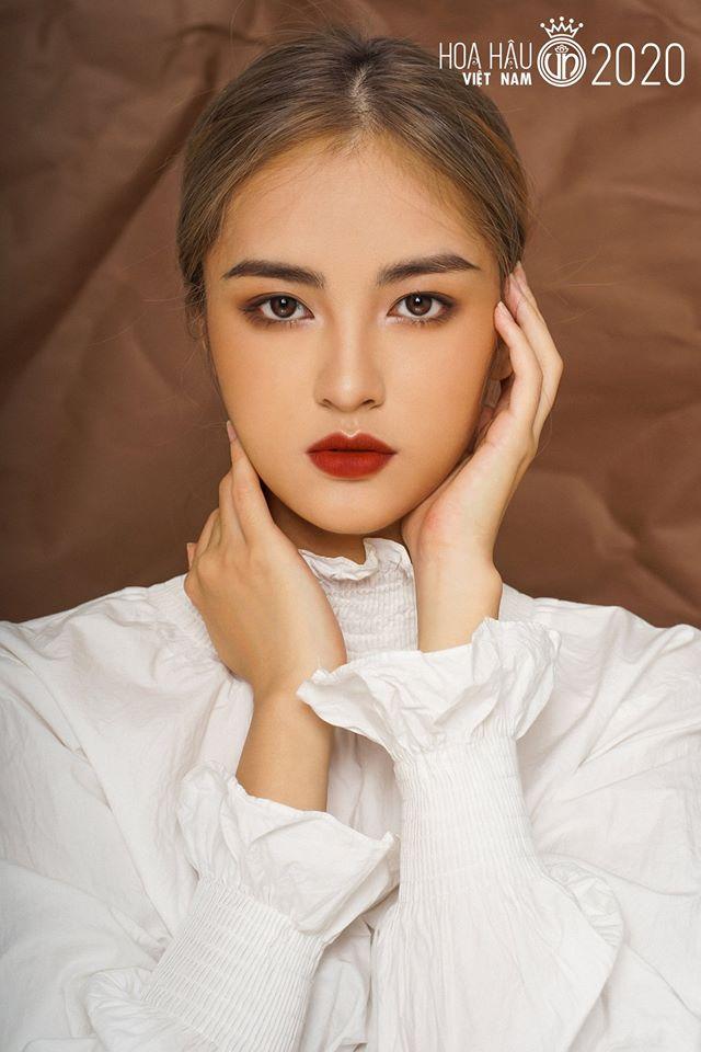 Nguyễn Hà My (SN 1999) đăng quang ngôi vị Hoa khôi Duyên dáng Ngoại thương 2019. Cô là sinh viên lớp Anh 2 Thương mại Quốc tế K56.
