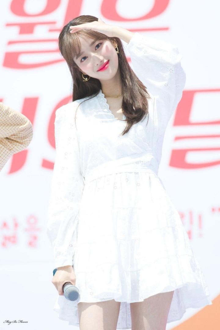 Na Eun (April).