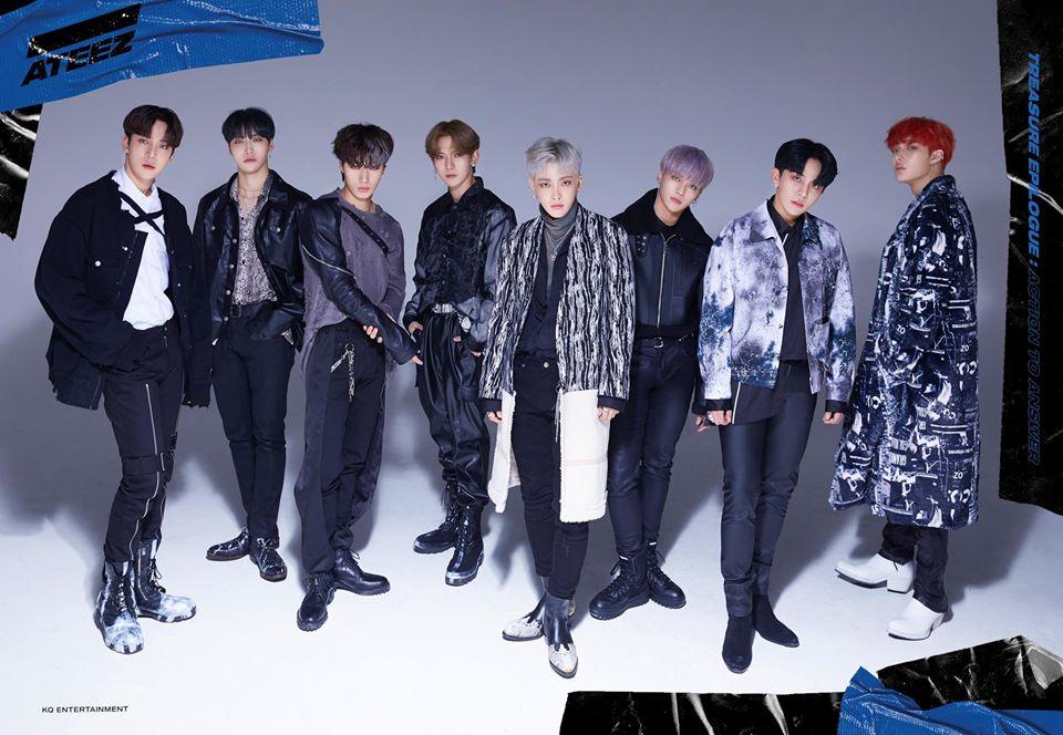 Nghệ sĩ trực thuộc công ty: ATEEZ, Block BTổng doanh số album: 262.344 bản