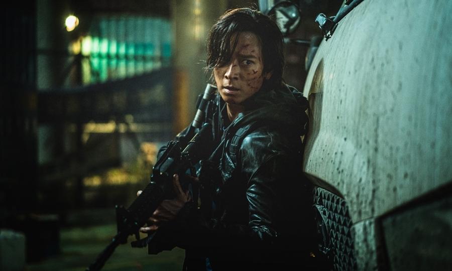 Gang Dong Won đóng thủ vai chính trong phim.