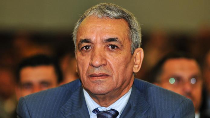 Moussa Benhamadi.