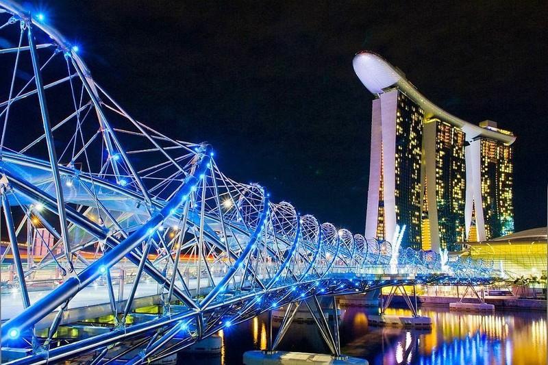 Thánh xê dịch sẽ biết 8 cây cầu cực đẹp này