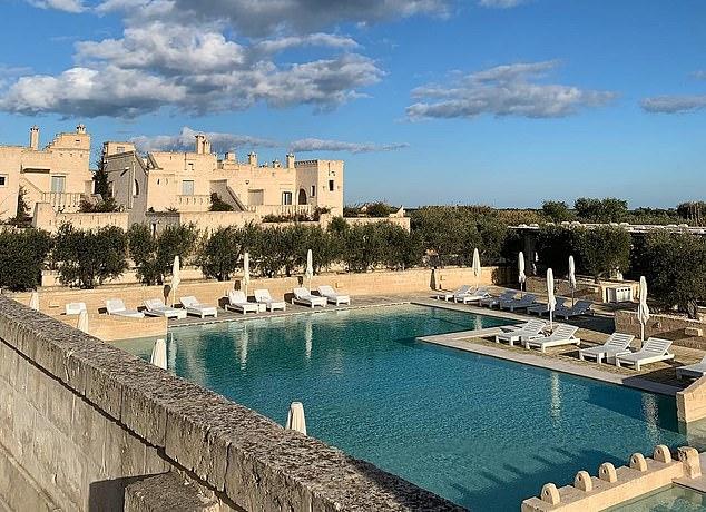 Resort xa xỉ này là nơi nghỉ dưỡng yêu thích của Madonna, cũng từng là nơi Justin Timberlake và Jessica Biel tổ chức đám cưới năm 2012.