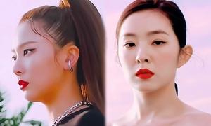 Irene - Seul Gi khoe vũ đạo siêu khó trong MV 'Naughty'